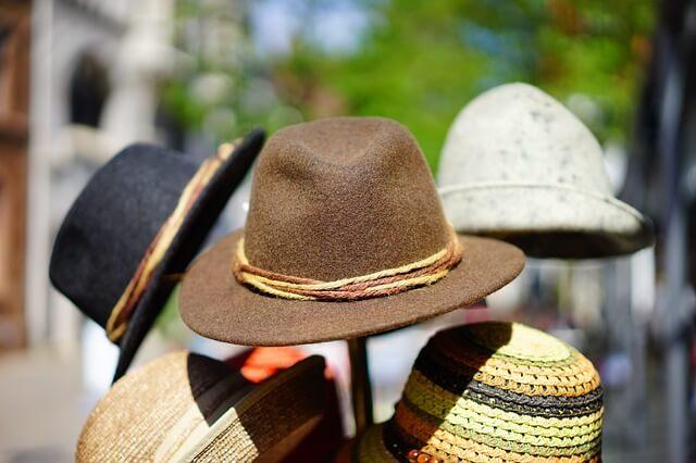 ミュージカル持ち物劇団四季 帽子