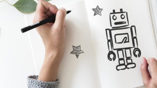 ロボットインザガーデン 劇団四季 ミュージカル 舞台 新作